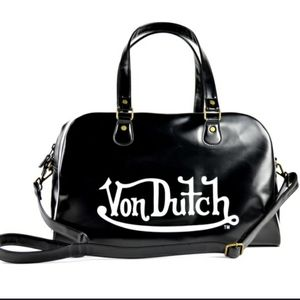 *VON DUTCH BOWLING BAG* Large